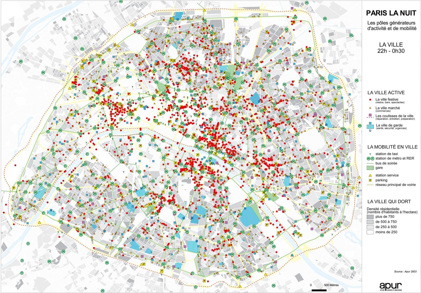 habitants paris et banlieue